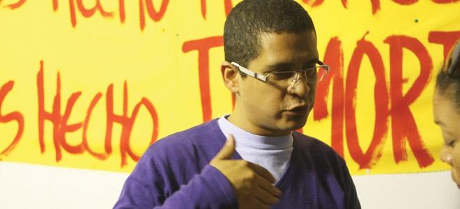 Political scientist Nicmer Evans (Archive/José Nava)