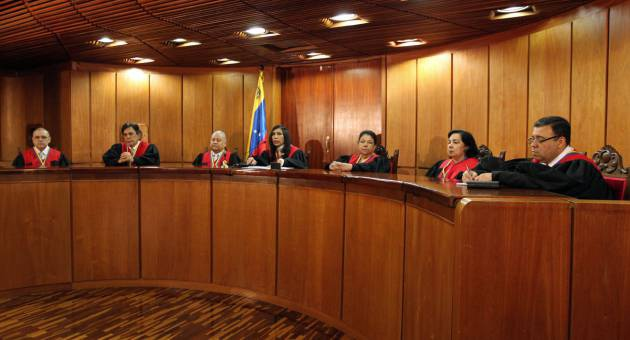 The TSJ rejected the opposition's appeal, and awarded Capriles with a Bs10,700 fine (Prensa TSJ)