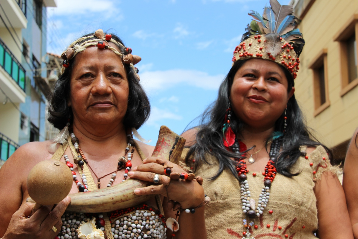 The new culture fund will be used to promote indigenous heritage, along with other aspects of Venezuelan culture (Ryan Mallett-Outtrim/Venezuelanalysis)