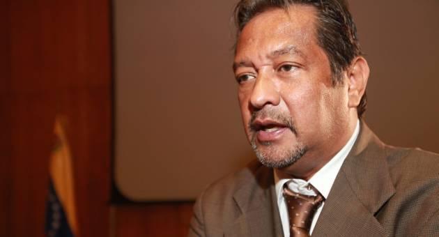 Cadivi President José Khan (AVN/Archivo)