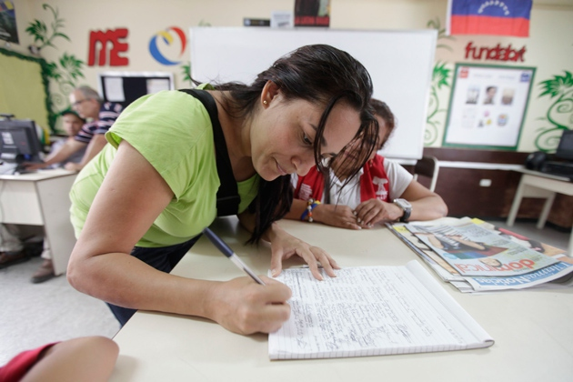 Estimations of the number of communes in Venezuela were surpassed as 1,150 communes registered in a national census last weekend (Juan Carlos la Cruz / AVN)