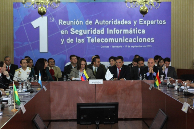 The I Meeting of Authorities and Experts in Information Security and Telecommunications (MPPRE)