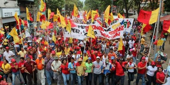 Duilliam Virigay is a national spokesperson of the Simon Bolivar National Communal Front (FNCSB) and the Bolivar and Zamora  Revolutionary Current (CRBZ). (agencies)