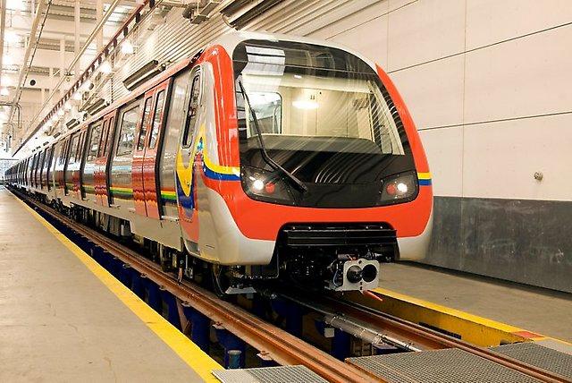 The Caracas metro (archive)