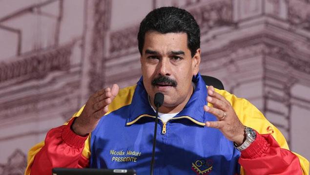 Venezuelan president Nicolas Maduro has passed a series of economic measures to protect job stability and savings. (prensa presidencial)