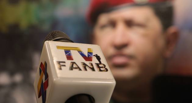 A TV channel dedicated to the Venezuelan military was launched on Saturday (AVN)