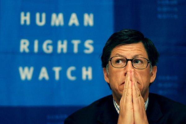 Jose Vivanco, HRW Americas division head (archive)