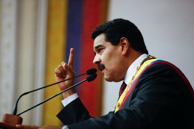 Maduro called for a restructuring of a number of government ministries and institutions during the annual memoria y cuenta on Wednesday (Prensa Miraflores)