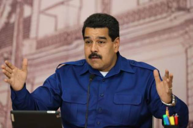 """Venezuelan president Nicolas Maduro has struck out at media coverage of ex-Miss Venezuela Monica Spear's murder as a """"show"""" to make money and """"demoralise"""" the South American country. (AVN)"""