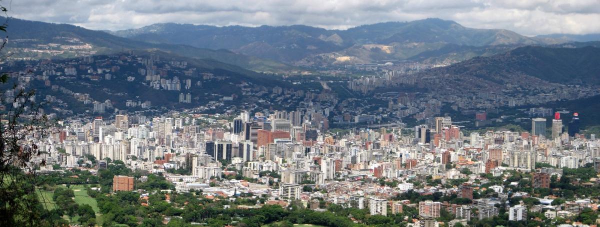 Caracas (Gloria Rodríguez)