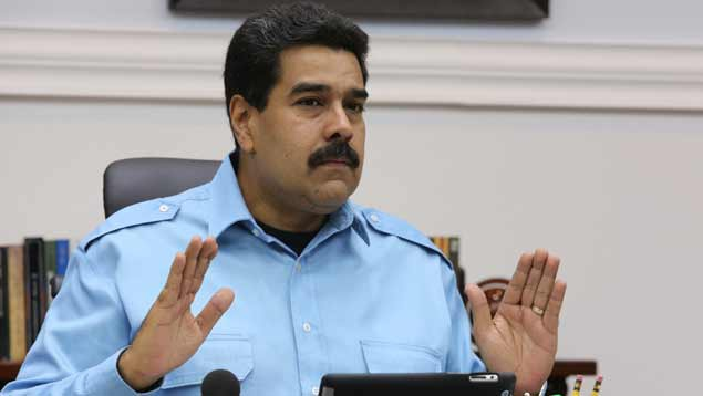 Last night President Nicolas Maduro commented on the investigations underway into the violent clashes in Caracas on Wednesday. (Agencies)