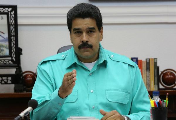 Maduro again called for dialogue last night (Prensa Presidencial)