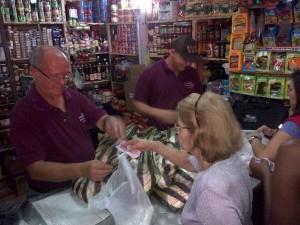 A Venezuelan market (SIBCI)