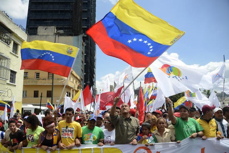 (Leo Ramirez/AFP)