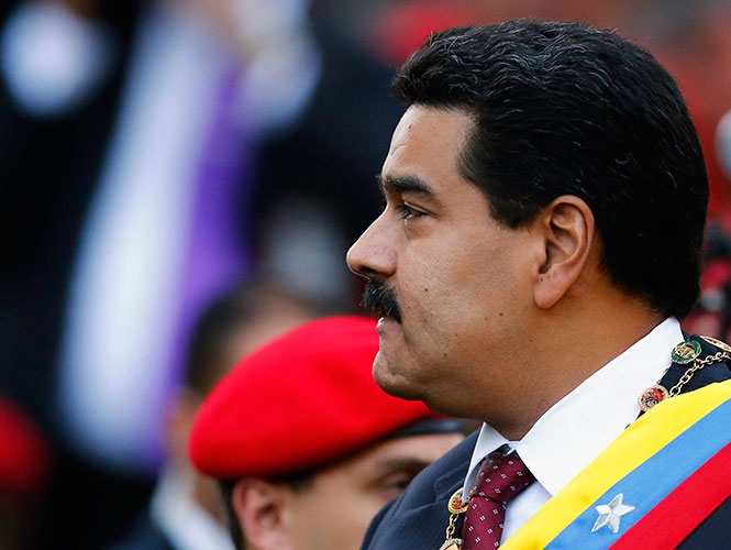 Nicolas Maduro calls for peace and respect as tension rises between U.S. and Venezuela (Reuters)