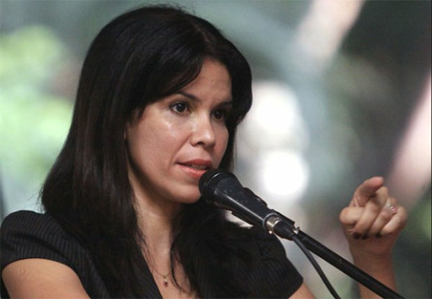 "Ramirez has accused NGOs of ""false"" reports. (VTV)"