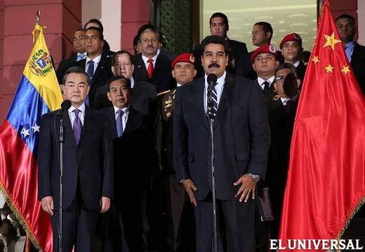 Maduro reiterated plans to export one million barrels of oil per to China (AVN)