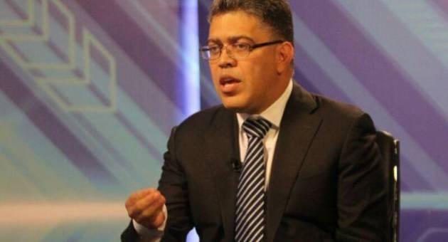 Jaua accused Venezuela's Catholic Church of being politically biased. (AVN)