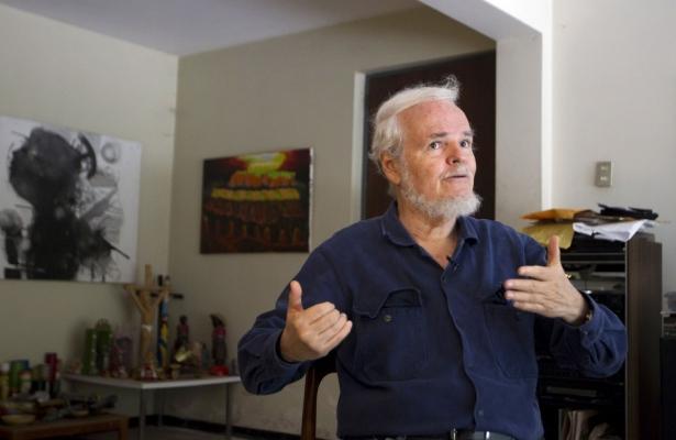 Luis García Britto (Carlos Garcia Rawlins/ Reuters)