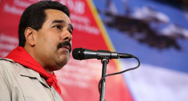 Maduro has officially created a council to investigate human rights violations. (Archive)