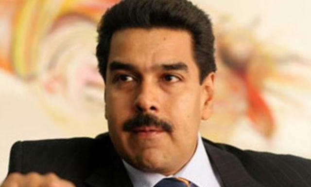 Venezuelan President Nicolás Maduro (EFE)