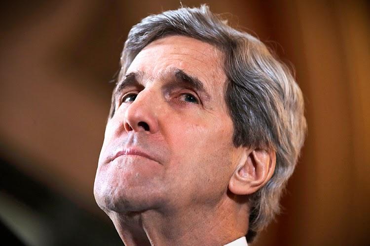 U.S. Secretary of State John Kerry (archive)