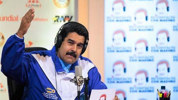 Venezuelan president Nicolas Maduro yesterday announced the creation of a new national investment fund to boost production and help overcome existing economic problems. (prensa presidencial)