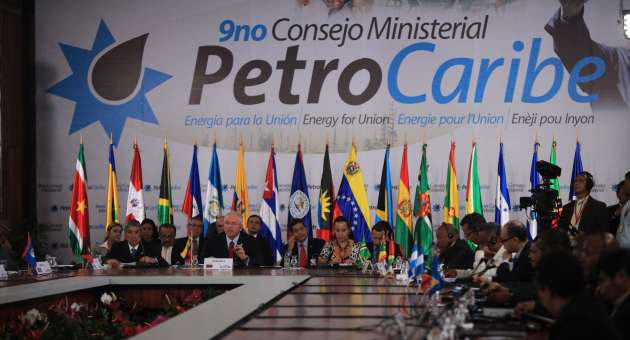 A previous Petrocaribe Ministerial Council Meeting. (AVN)