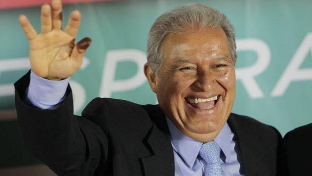 Salvador Sanchez Ceren (Links / archive)