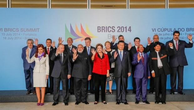 Participants of the China – CELAC Forum (presidencia de Brasil)
