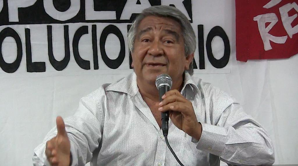 Luis Portillo, director of NGO Homo et Natura. (Aporrea tvi)