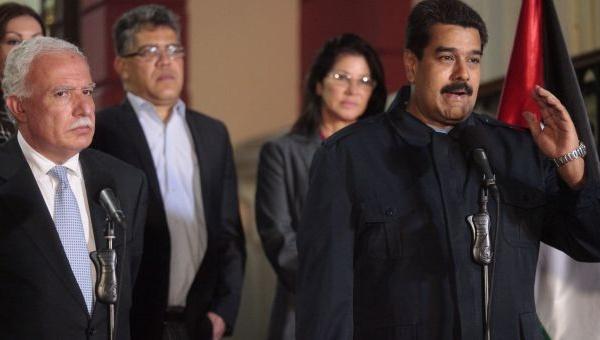Venezuelan President Nicolás Maduro (AVN)