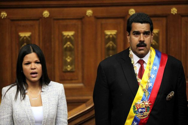 Daughter of the late Hugo Chavez, Maria Gabriela Chavez is the alternate ambassador to the United Nations for Venezuela. (Presidential Press)