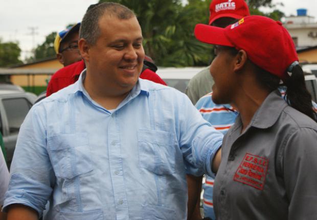 Reinaldo Iturriza (VTV)