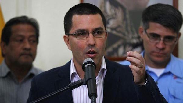 Venezuela's Vice-President Jorge Arreza (Photo: Reuters)