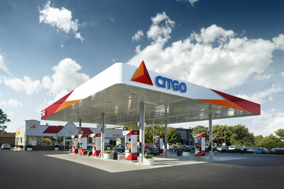 A Citgo gas station in Chicago, USA. (Wikimedia Commons/Sdi-jr)