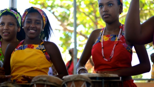 There is a mix of all ages at the festival (teleSUR/Rachael Boothroyd)