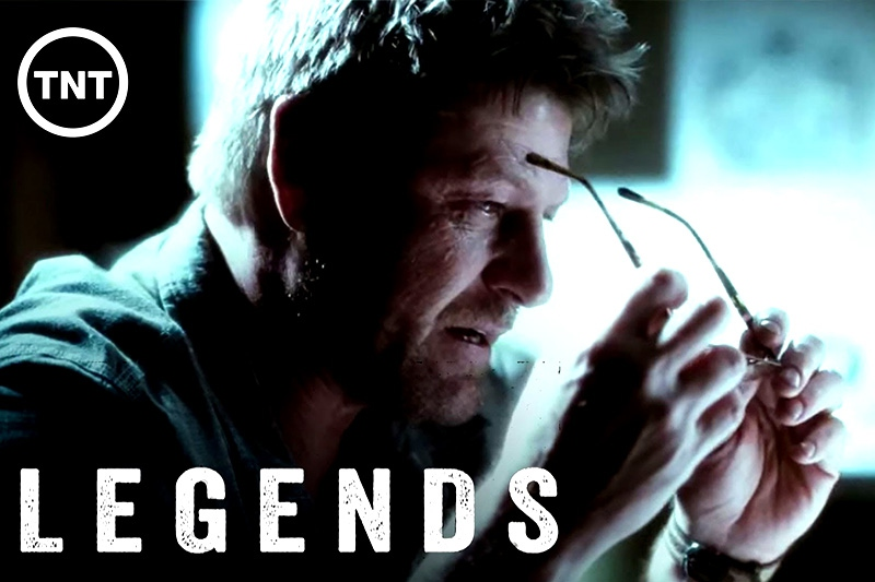 """The series """"Legends"""" airs on TNT. (21st Century Fox)"""