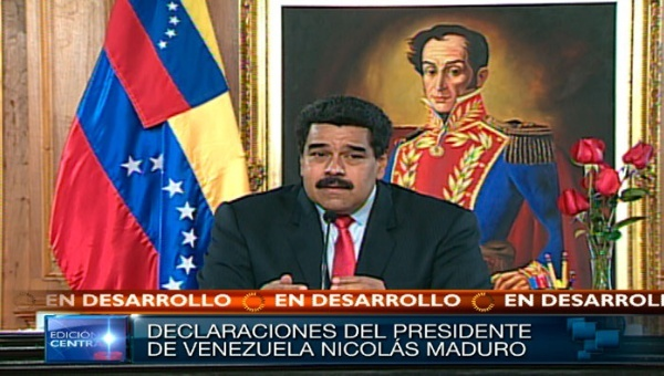 Maduro announced a new stage of the revolution on Tuesday (VTV)