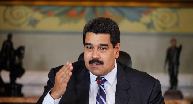Venezuelan president Nicolas Maduro. (AVN)