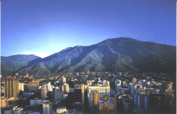 Caracas, Venezuela (archive)