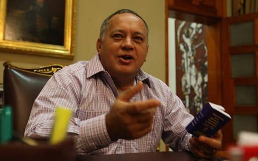 Diosdado Cabello (El Universal)