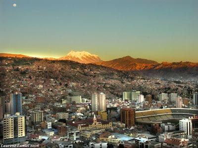 La Paz, Bolivia (archive)