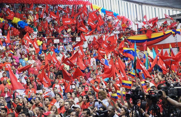 The closure of the Bolivarian Socialist Union of Workers (CBST) congress on 8 November (agencies).