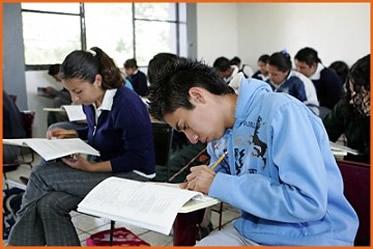 University students in Venezuela (archive)