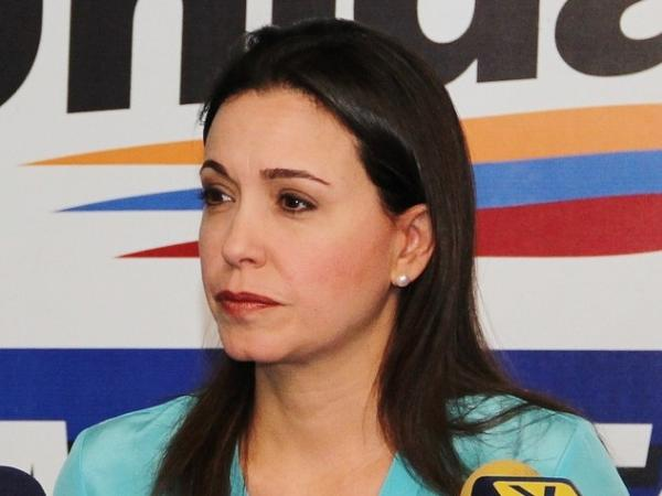 Maria Corina Machado (archive)
