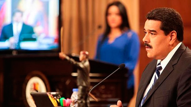 In a special press conference at Miraflores presidential palace in Caracas last night, President Nicolas Maduro said that significant changes to Venezuela's economic model and currency control regime where being planned for early 2015. (AVN)