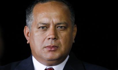 Diosdado Cabello, president of the National Assembly of Venezuela. (EFE)