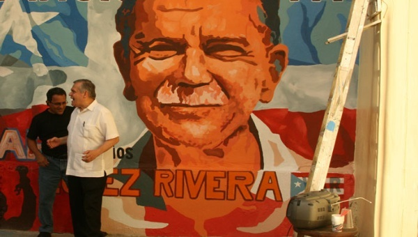 Oscar Lopez Rivera was convicted in 1981 of seditious conspiracy for seeking to secure Puerto Rican independence. | Photo: indymedia.org