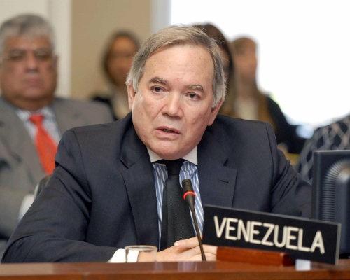 Roy Chaderton, Venezuelan Ambassador to the Organization of American States (Agencies)